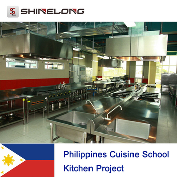 Culinary and Hospitality School Commercial Kitchen Project