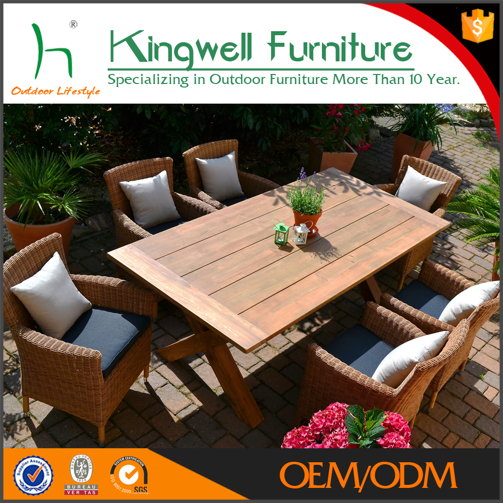 Wooden Outdoor Dining Set Supplieranufacturers At Alibaba