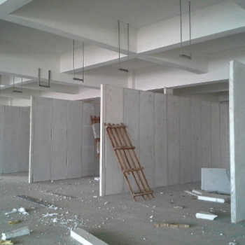 Plastic Construction Materials Used Building Partition