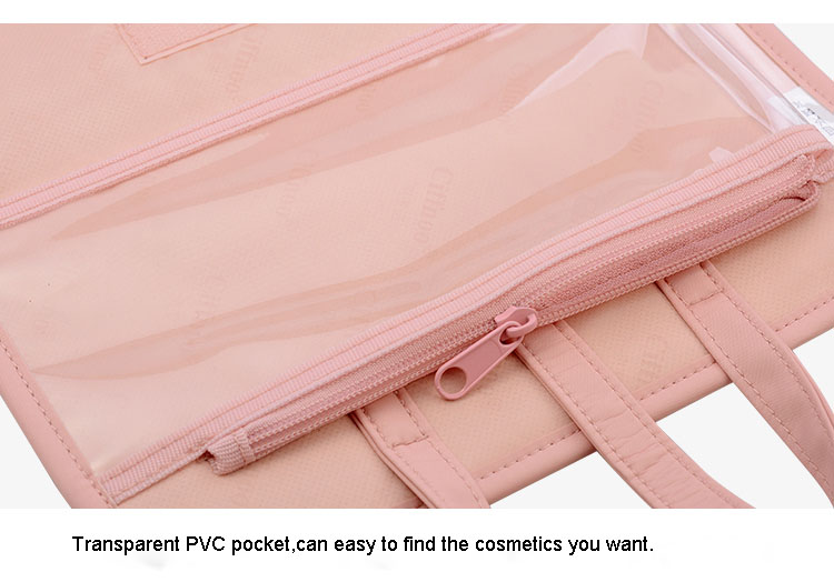 custom pvc cosmetic bags