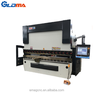 Quality product WE67K series Automatic 4 axles CNC Press Brake, Full CNC Bending machine