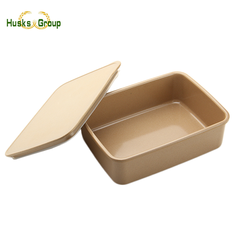Biodegradable Recycle Bento Box Food Storage Container Leak Proof Bento