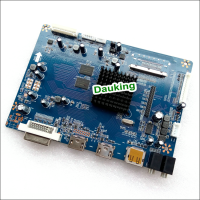 4096x2160 UHD driver board for lcd monitor,4K LCD Controller board/4K driver board/4K LVDS board 3840x2160 resolution board