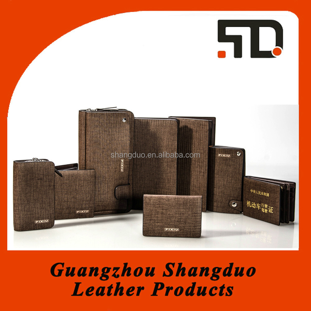 Card Holder Wallets Quality Supplier Manufacture Leather Products