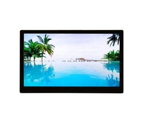Customized 11 inch 12 volts output portable lcd monitor