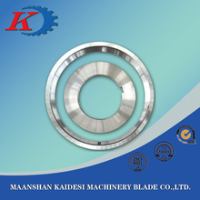 circular slitting knife for paper industry