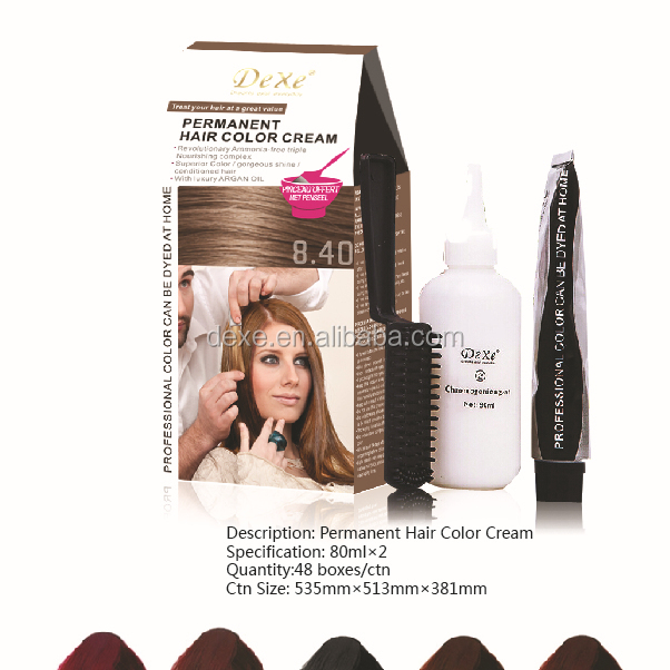 Dexe Professional Hair Color Cream Brands Of Best Natural Hair ...