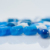 Different Color Gelatin Empty Hard Capsule 0# Blue And White