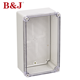 B&J Custom Waterproof Abs Plastic Cable Electric Distribution Box