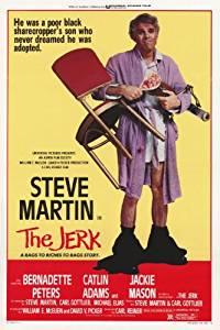 The Jerk Movie Poster (24 x 36 Inches - 61cm x 92cm) (1979) -(Carl Gottlieb)(Steve Martin)(Bernadette Peters)(Catlin Adams)(Bill Macy)(Jackie Mason)