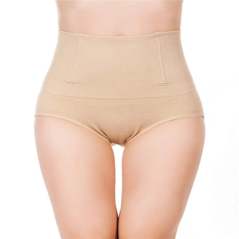 34a06d194 2017 High Waist Seamless Panty Girdle Open Bottom Girdle For Women