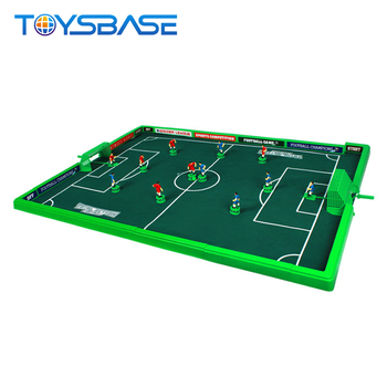 2 In 1 Finger Football League Champions Soccer Football Table Game