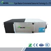 High efficiency heat energy recovery air ventilating system
