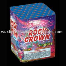 Rock Crown 16S consumer Cake Fireworks 1.4G