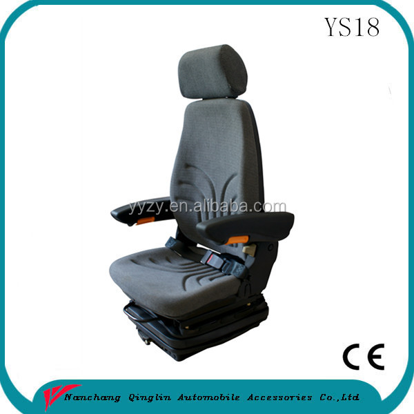 Deluxe construction machinery driver seat, grammer truck seat, volvo truck seat(YS18)