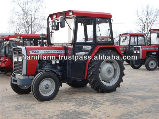 Massey Ferguson Tractor Mf 240(50h.p)with Cabin Farm Tractor
