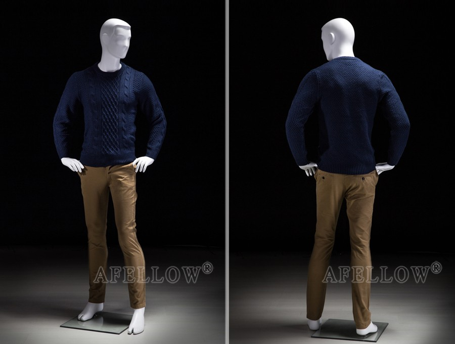 Clothes Display Doll Wholesale Men Mannequin Abstract