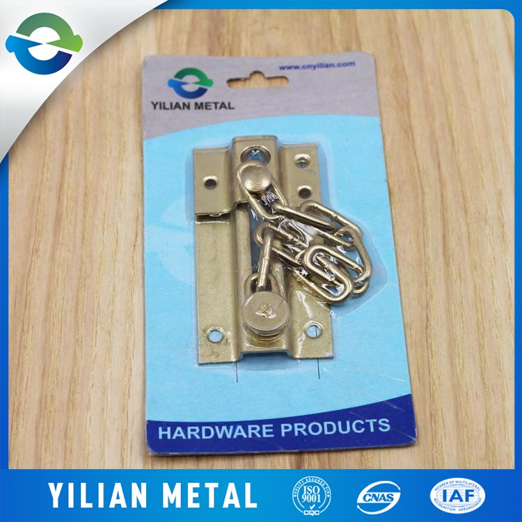 Supply Security Hasp Chain Room Door Guard Safety Buckle