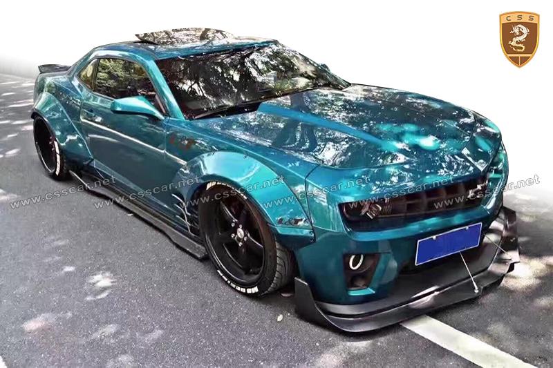 Chevrolet Camaro Bodykit >> Luxury Design Mb Style Wide Body Kit For Chevrolet Camaro In Cf Frp