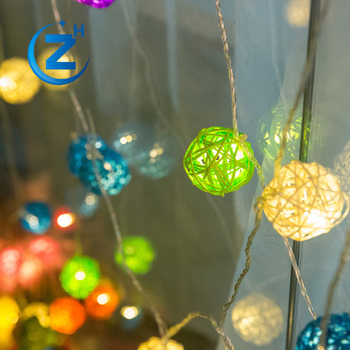 solar battery powered clear wire string chain hanging christmas tree decoration glitter color changing large outdoor