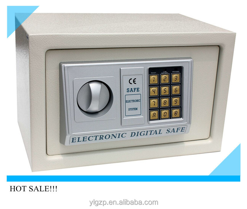 Safewell Electronic Safe Manual