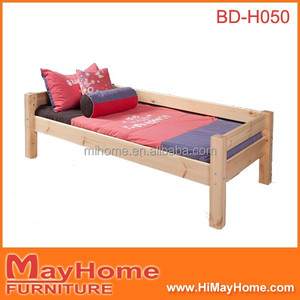 concise design nature single sofa bed