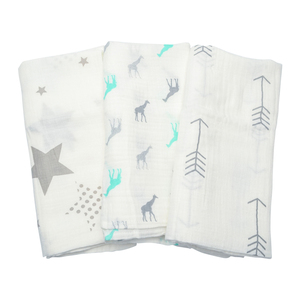 bamboo muslin swaddle blankets cheap price baby wraps
