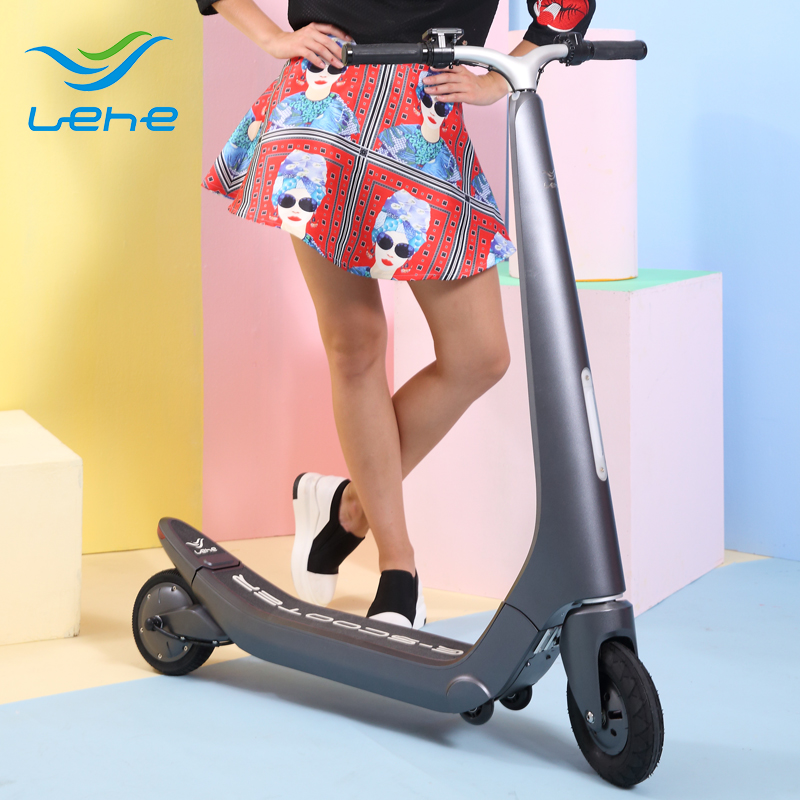 LEHE L1 36v two wheel smart balance electric scooter hs code scooter