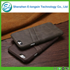Genuine leather With Card Slot Cell Phone Cover For iPhone 7 Mobile Phone Case