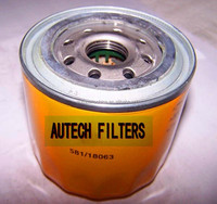 Oil Filter 581/18096 Used For Jcb Tractor