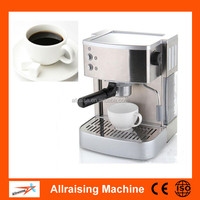 Semi-auto Stainless Steel Capuccino Coffee Machine