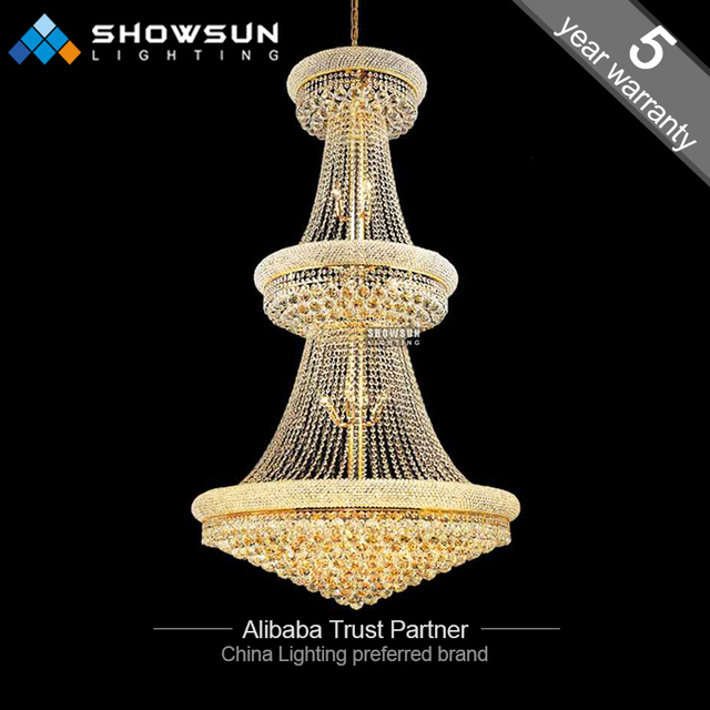 Buy cheap china commercial crystals products find china commercial european large commercial crystal chandeliers for hotel aloadofball Choice Image