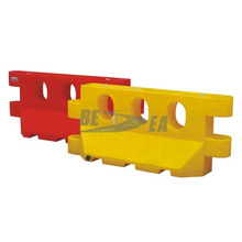 Plastic Water Filled Road Safety Parking Blockers