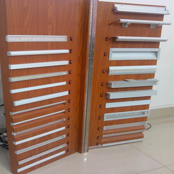 Perfil de aluminio led para indoor muebles armarios for Perfiles aluminio para muebles