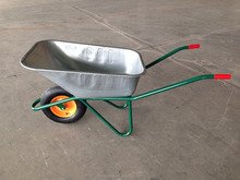 the galvanized wheelbarrow WB6431 for construction and garden for hot sale with good price