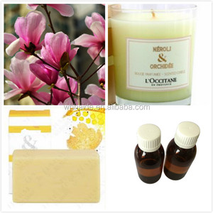 Mangolia Fragrance Used For Liquid Soap Floral Fragrance Used For Detergent Making