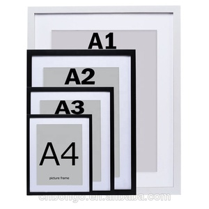 A1 A2 A3 A4 wood mounting picture frames