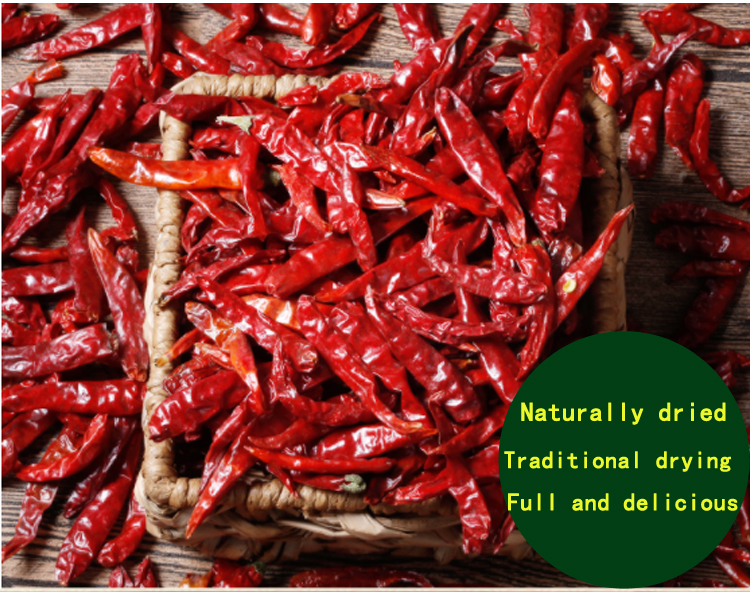Wholesale High Quality Natural Dried Red Chilli/ Pepper