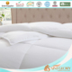 Luxury Goose Down Alternative Double Fill Comforter (Duvet Insert), TWIN/TWIN XL SIZE, White Polyester Quilt
