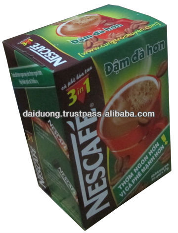 Nescafe 3 in 1 Strong Nestle Vietnam