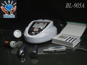 Multifunctional Microdermabrasion machine / Ultrasonic/Scrubber /photon //Mesotherapy for salon BL-905A< CE>