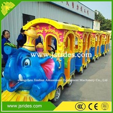 Cheap Price outdoor amusement ride electric christmas train set
