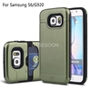 Alibaba store wholesale slide type housing mobile phone back cover case for Samsung Galaxy S6
