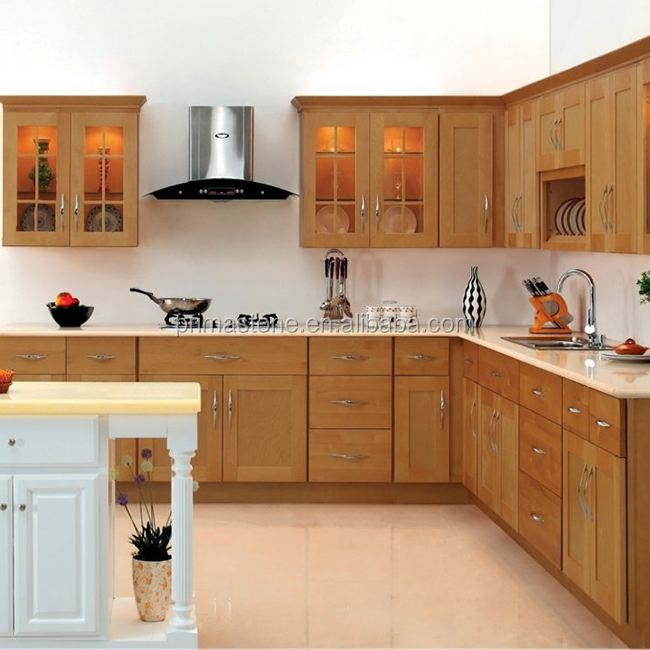 Wood Furniture Kitchen Cabinet
