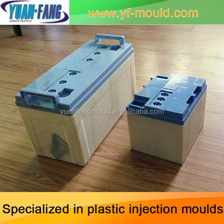 Predisioncustomize plastic abs battery box parts mould