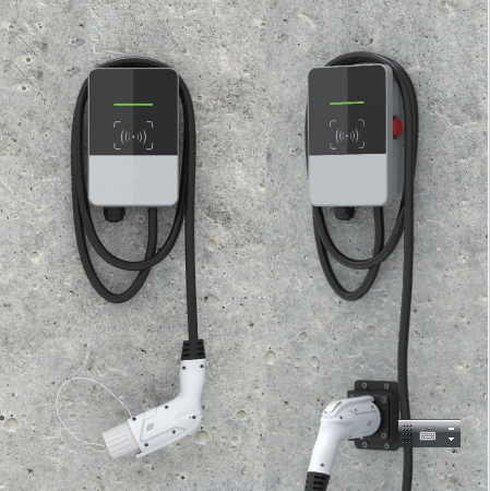 Factory Outlet 7kw Ac Ev Car Chargers Fast Charging Electric Vehicle Charge Station Charger