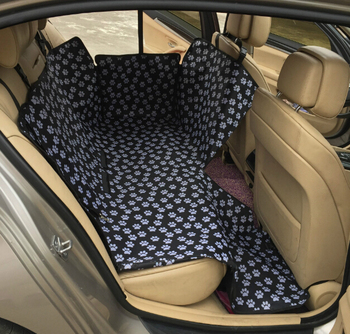 Popular Wholesale Car Back Seat Protector Pet Products Waterproof Dog Cover