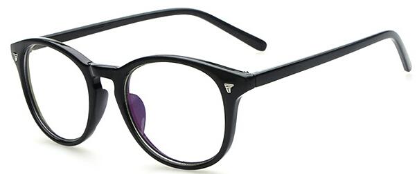 Retro Round Eyeglasses Frame Women Brand Designer Fashion Optical ...