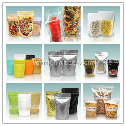 Anti-static Aluminum foil combine plastic bag for electrical devices