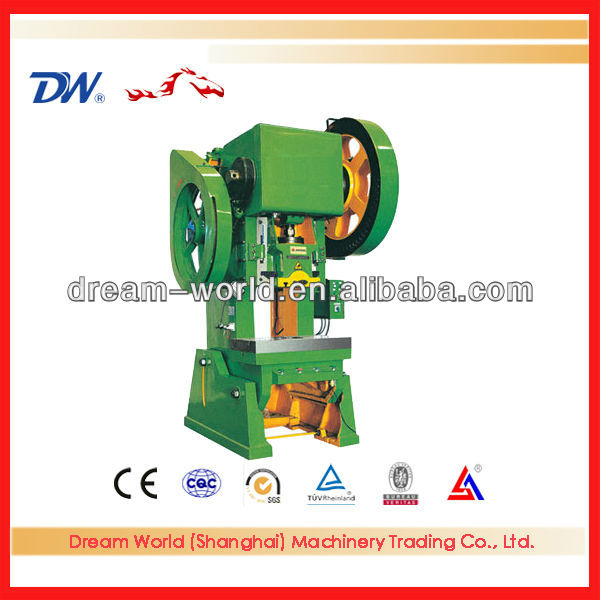 Shanghai Mechanical Press Machine Press Power With Pneumatic Clutch